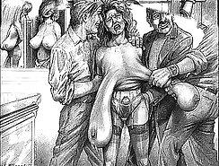 Bondage girl Treat Your Stepsis right Here - Pleasure Photorama