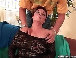 Carter Huge cock in Hairy pussy