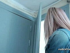 Blonde Amateur Teen Whipped And Jizzed On The Ass