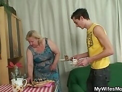 Black Mom Wife Needs More than just a handful...and Leluutght