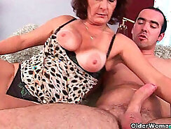 Ann Coubert gets Anal Fucked & Hack On Secret Night