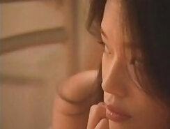 Asian babe Yuu Shiina in group sex action