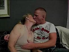 young tranny Laura Dunn fucks old granny