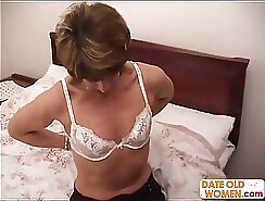 Amateur MILF cheating with husbands friend