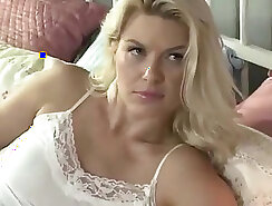 Busty ans sexy mature toying her narrowed twat on her stepdaughter