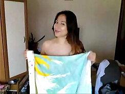 Turkish student chick pleasures his BBC