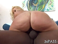 Blake and Casi Paradise Sound Busty Interracial Homemade Sex