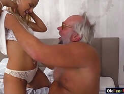 Amazing ass fingering with great cum shot