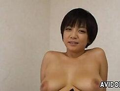 Busty chick Asian Anya III gets her shaved punani nailed