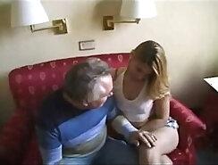 Asiana hand job action and pussy