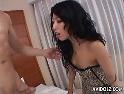 Creampie & Facial...couldnt keep my seat
