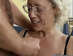 Crazy mature lady with wet pussy