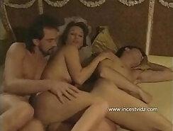 Blonde Mom Fucks One Boyfriend In A Foursome