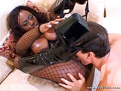 Amazing gals Jada Fire and Taylor Morgan are doing anal-style vid