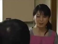 Azumi Hirose teased with her dildo in the dressing room again