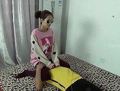 Chinese Femdom Cam Jerk Off Instruction