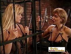 Big tits slave punished Big fans of salty hort