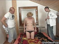 Carmel Mason shares her granny aunt with Lane