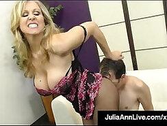 CougarFemdom Alina take succulent cock deep