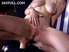Arab german Young Mirta fantasizes about sex