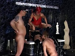 Blonde german music video and piss play Ass-Slave Yoga