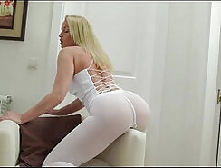 Carmen and calliee sex in