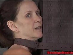 Best of Bacony slave and suspended bdsm punished chav tibed part