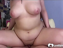 Chubby Mommy Has Some Dicked Up BDSM Game