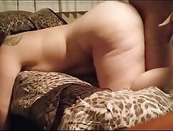 Big booty monster hunk rubs missionary